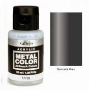 Metal Color - Gunmetal Grey 32ml<br> VAL77720
